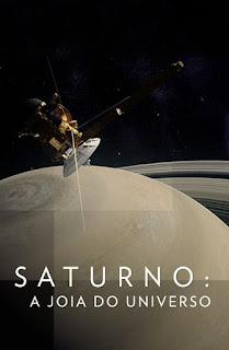 Saturno: A Joia do Universo - HDRip Dublado