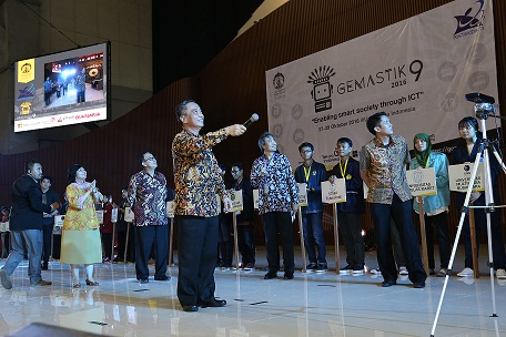 119 Perguruan Tinggi Siap Berkompetisi di Gemastik 2016