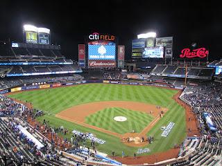 Citi Field, World Series