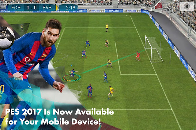 PES 2017 APK OBB Android