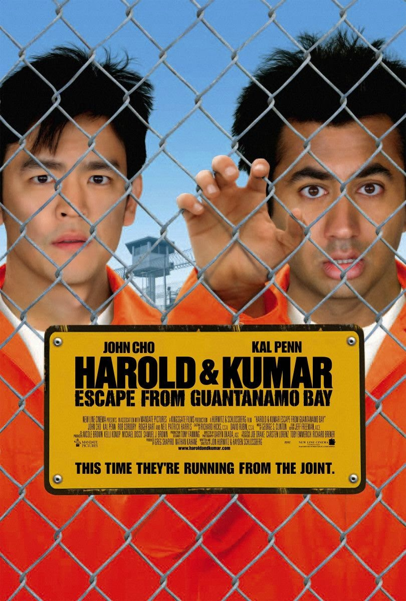 Harold & Kumar Escape from Guantanamo Bay 2008