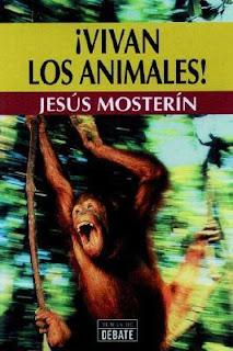¡Vivan los animales! / Jesús Mosterín