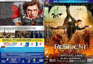 Resident Evil 6 V3 Maxcovers