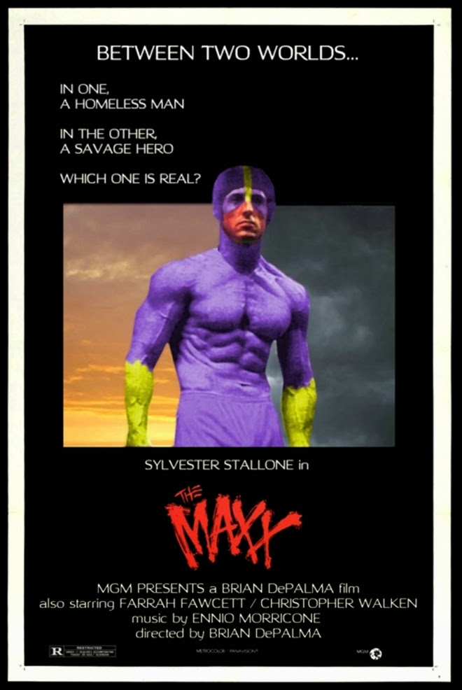 Sylvester Stallone In The Maxx