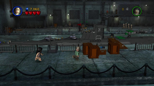 LEGO Indiana Jones The Original Adventures PC Full Version Screenshot 2