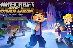 Free Download Game Minecraft Story Mode Season One Episode 1-8 for Computer or Laptop