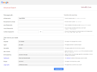 SulovBD.Com - google-advace-search - search-file-in-google-easily - google search tricks - গুগল সার্চ ট্রিক্স - কীভাবে সহজেই গুগলে আপনার প্রয়োজনীয় তথ্য সার্চ করবেন