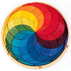 The Colour WheelUnique Color Wheels