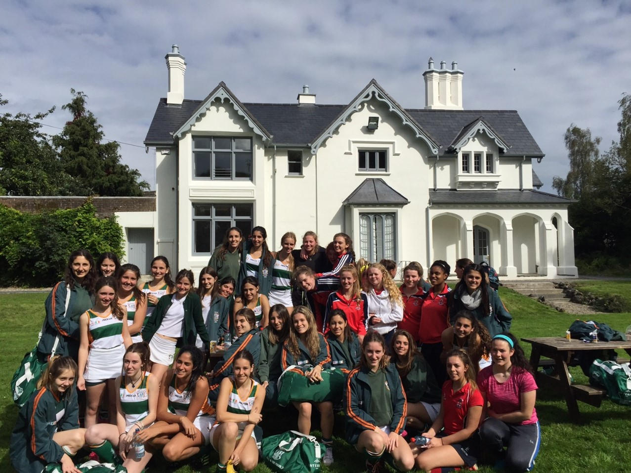 Villiers News Visit From St Brendan S College Buenos Aires Argentina