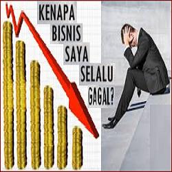 alasan penjualan menurun