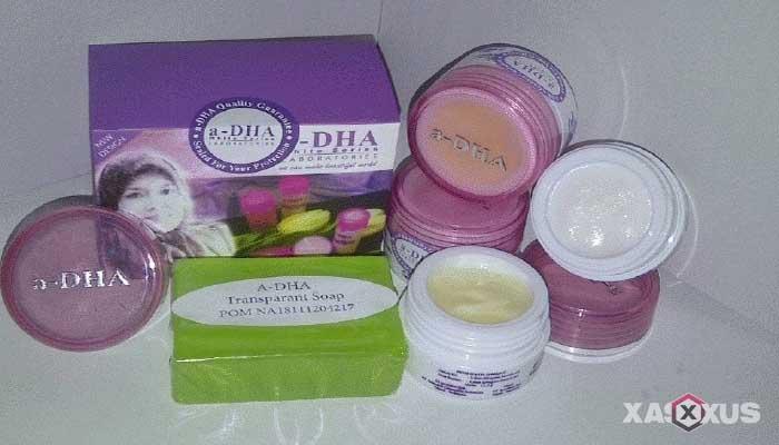 Cream pemutih wajah yang aman dan bagus - Cream Adha