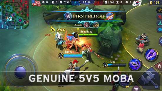 Mobile Legends: Bang Bang Mod Apk Android