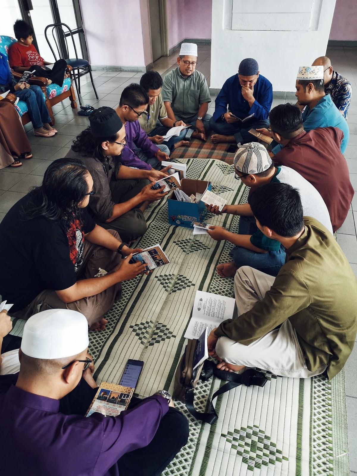 Majlis Bacaan Yasin & Tahlil KMKN 95/96 - 1