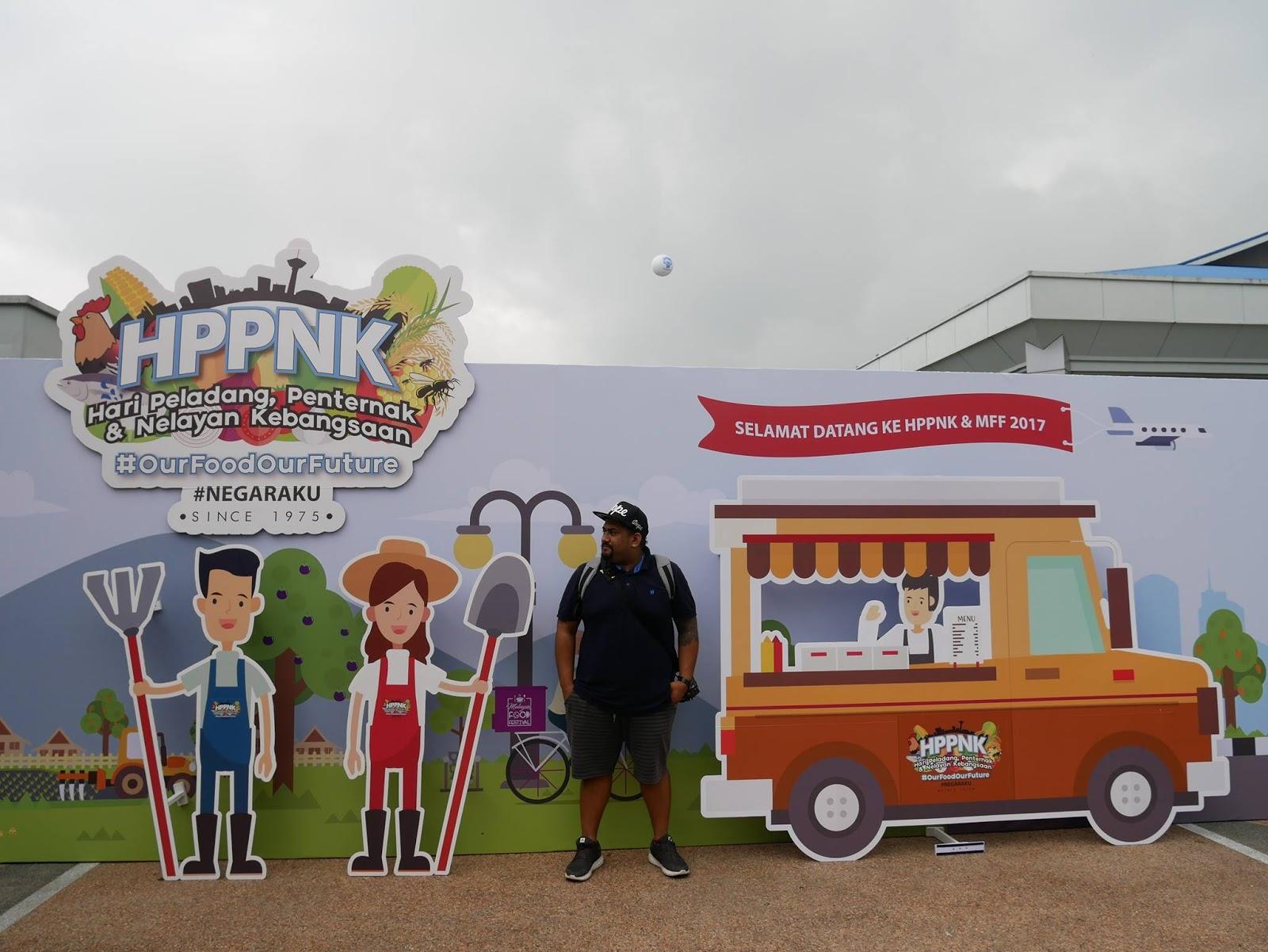 Hari Peladang & Malaysia Food Festival ( HPPNK ) 2017 , Malaysia
