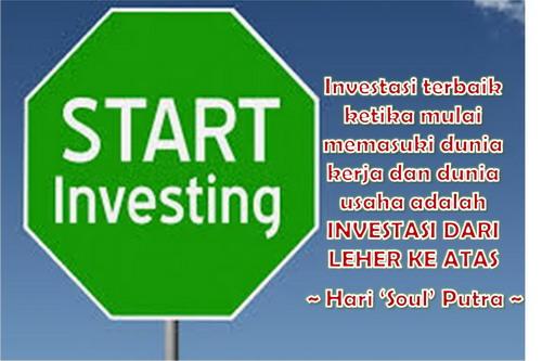 Investasi dari leher ke atas