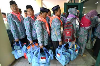 Kuota Haji Masih Tersisa 1.950 Orang