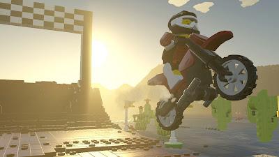 Lego Worlds Game Screenshot 2