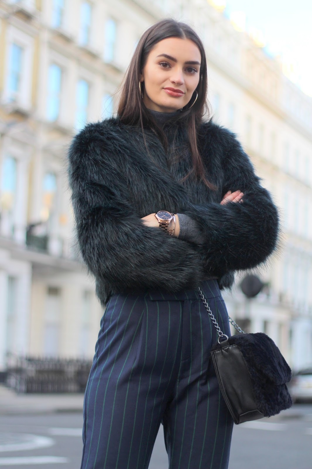 winter style peexo fashion blogger