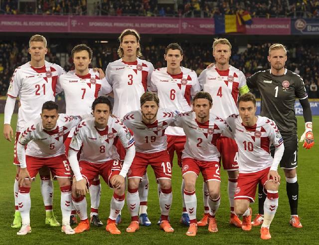 Denmark FIFA world cup 2018 squad
