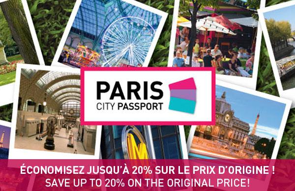 Paris City Passport Paryż Paryz zniżki znizki ulgi darmowy poradnik przewodnik paszport miejski paryza