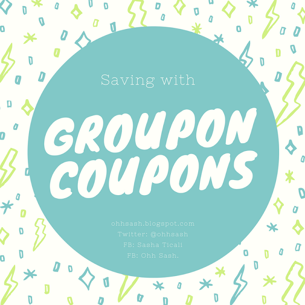 Groupon, Coupons, Savings, OH MY!