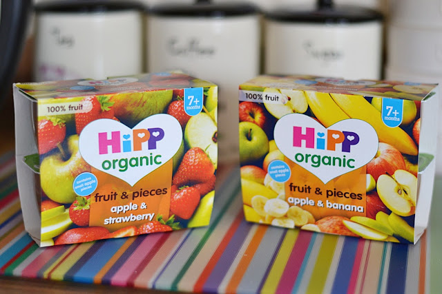 Hipp Organic Fruit & Pieces