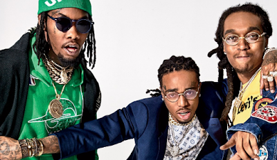 """Lirik Lagu Migos - Walk It Talk It"""