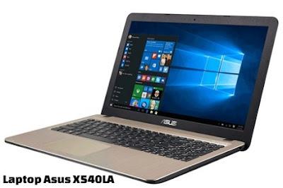 spesifikasi laptop asus 5 jutaan x540la