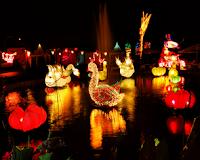 Batu Night Spectacular ( BNS ), tempat wisata Malang untuk keluarga