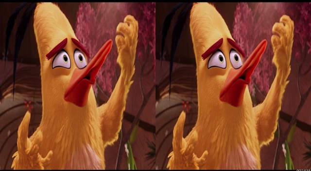 Angry Birds: La Película (2016) 3D Latino