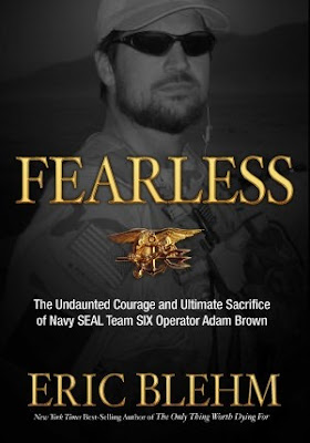 Fearless by Eric Blehm - book cover