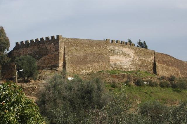 Castillos-de-Portugal, castillo de Alcotium