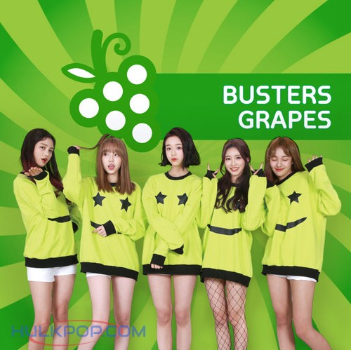 Bursters – Grapes – EP (FLAC)