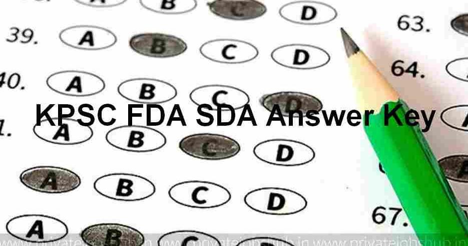 sda key answer 2018 pdf download