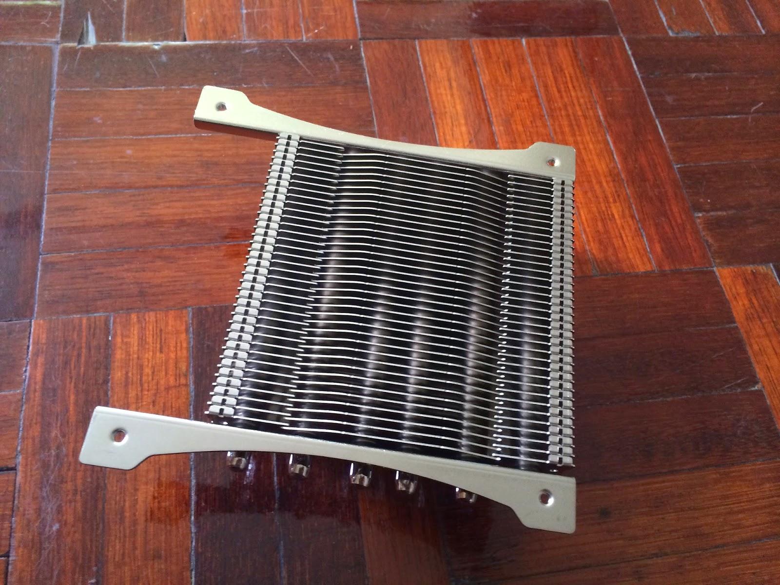 Unboxing & Review: Prolimatech Samuel 17 Low Profile CPU Cooler 3