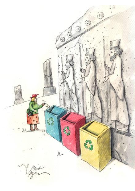 A hulladékra gondolhatunk értékes alapanyagként is, ahogy azok a tervezők is tették, akik műanyagpalackokból építettek egy egész falut:  Utópia? Már nem! Rengeteg példa van a hulladék újrahasznosítására, ezért nagyon fontos, hogy ami még használható, az vissza is legyen gyűjtve. Ez ma mindegyikünk felelőssége.