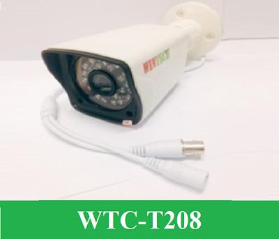Camera AHD WinTech WTC-T208C Độ phân giải 1.3 MP