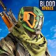 Blood Rivals: Survival Battleground Shooting Games Unlimited (Cash - Diamonds) MOD APK