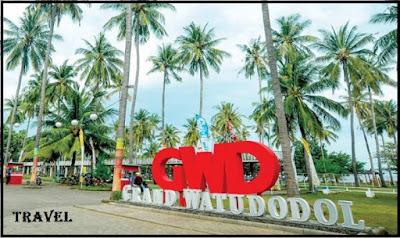 The Cleanest Beach Grand Watu Dodol