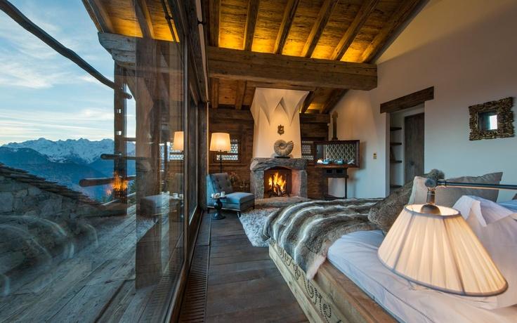 30 rustic chalet interior design ideas - Rustic Interior Design Ideas
