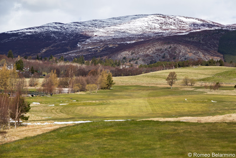 Braemar Golf Club Hole 4 Top Scottish Golf Courses