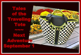 The Tales of the Traveling Tote #20 - September 1st