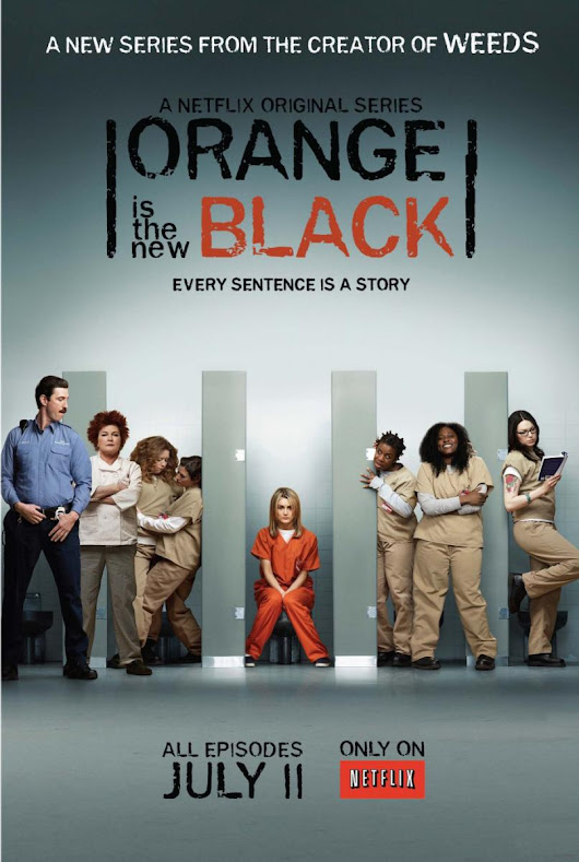 Orange is the New Black - Primera Temporada [BDRip - x264] [VOSE] [MEGA-UL-UPL]