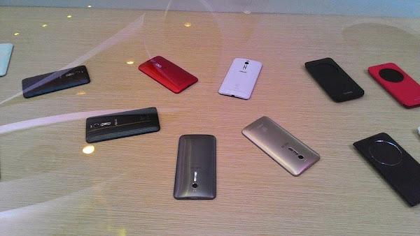 aksesoris Zenfone 2 Zenflesh