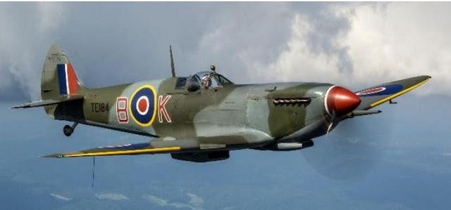 """80 años de historia del """"Supermarine Spitfire"""""""