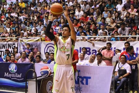 GlobalPort's Terrence Romeo - 2015 All-Stars 3-point shootout champion