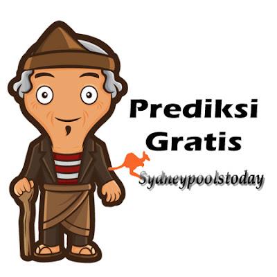 PREDIKSI SYDNEY TGL 05/11/2018