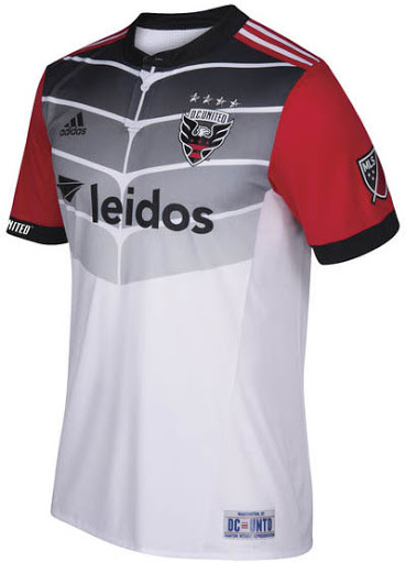 f0be51dc3d3 Do you like the new DC United home kit by Adidas  Drop us a line below.
