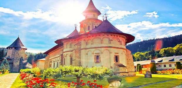 Mănăstirea Putna, județul Suceava, Bucovina