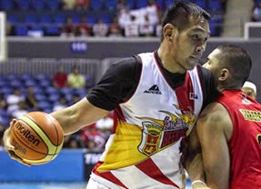 List of TOP 10 Players in 2015 PBA Commissioner's Cup Elims
